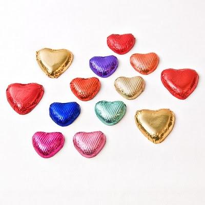 chokolade hjerter
