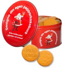 Peberkager - med eget logo ;-)